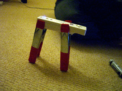 Wii-Remote Control from Star Wars